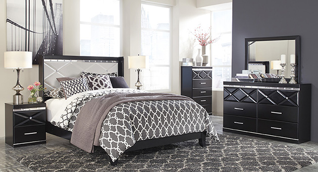 Fancee Queen Bedroom Set